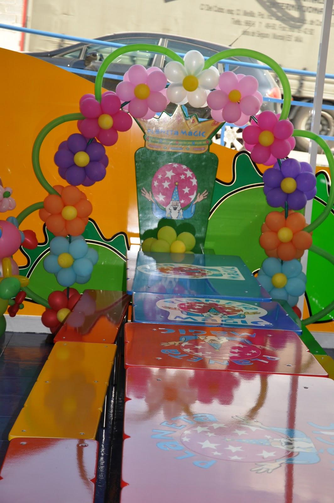 Decoraciones infantiles decoraciones de globos for Decoracio es