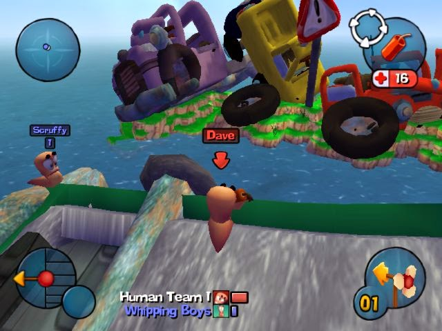 Worms 3d pc game download freeware latest