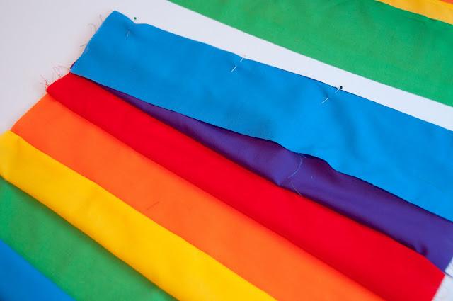 Коврики из лоскутков ткани своими руками: пошаговая инструкция 47