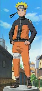 Naruto Uzumaki Part 2