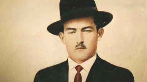 AGUSTIN LIZARRAGA - Descubridor de Machupicchu 1902