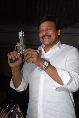 Chiranjeevi Launches UTV Telugu