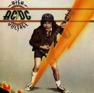 AC/DC - High Voltage - resenha do disco