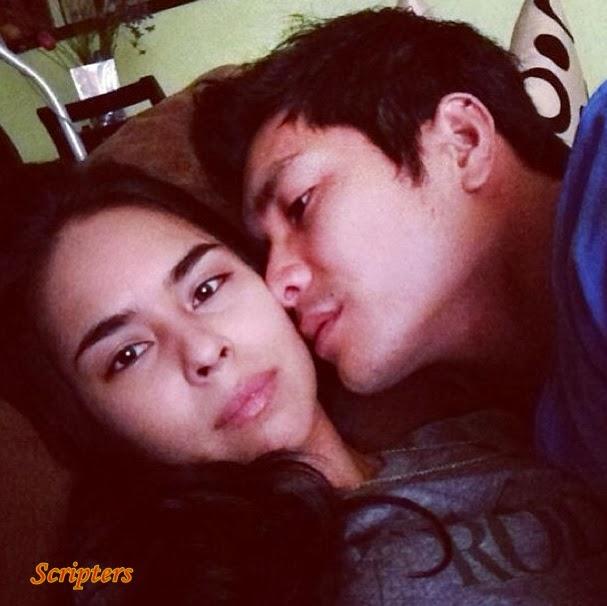 Gambar Mesra Keith Foo Bersama Kekasih Kim Raymond