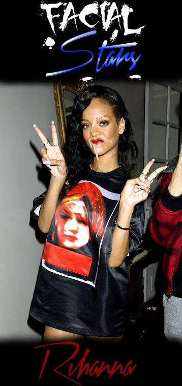 Rihanna Facial for peace