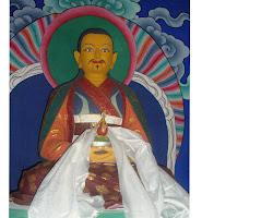 Founder Nyoe Gelwa Lhanangpa(1164-1224)