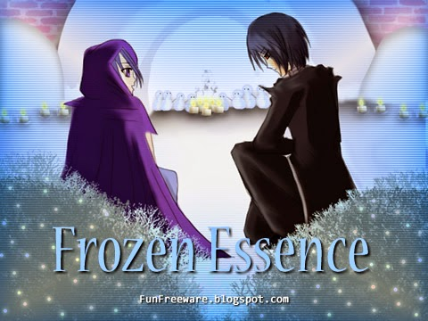Frozen Essence Visual Novel Screenshot Image