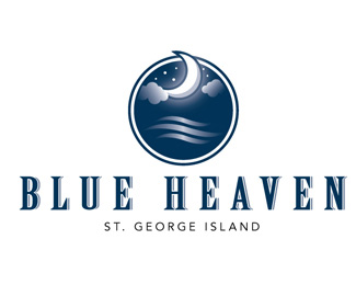 Blue Heaven Logo Design