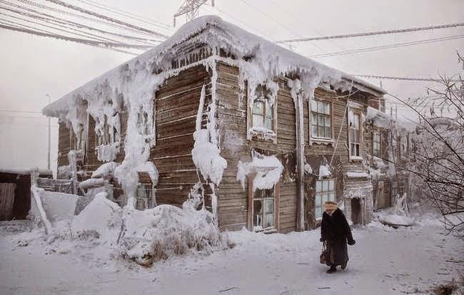 بالصور تعرف على اكثر قرية برودآ فى العالم