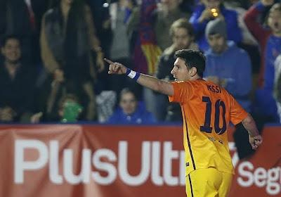 ¡Lionel Messi, el mejor 'pichichi' de la historia!