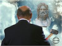 Funny photo Traian Basescu