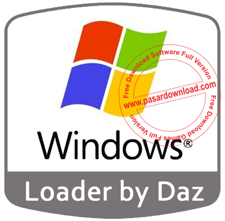 Activator Windows 7 Windows Loader v2.2.2 By DAZ