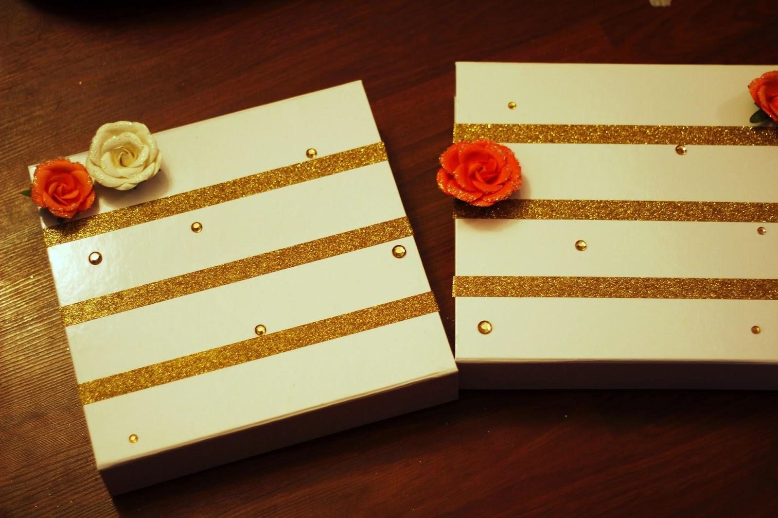 flowers, rhinestone, glitter, stripes, boxes