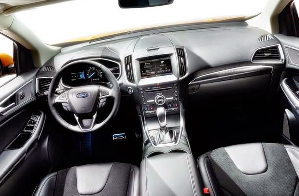 2015 Ford Edge Sport Ecoboost