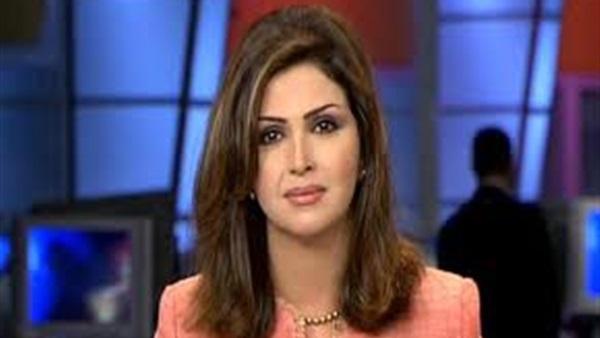 اسرار وحقائق عن مذيعة قناة الجزيرة ايمان عياد فراس
