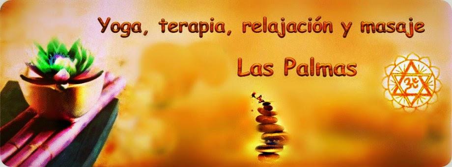 ¡ GABINETE DE TERAPIA, MASAJE Y RELAJACIÓN - YOGA ARICE  EN LAS PALMAS