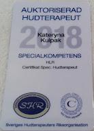 ID-Bricka för Kateryna: