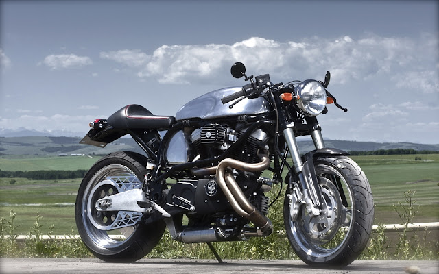 Cafe Racer Culture Buell