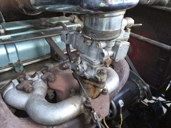 Rare 1949 Triumph 2000 Roadster Auto Restorationice