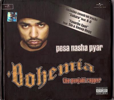 Bohemia - Pesa Nasha Pyar Lyrics