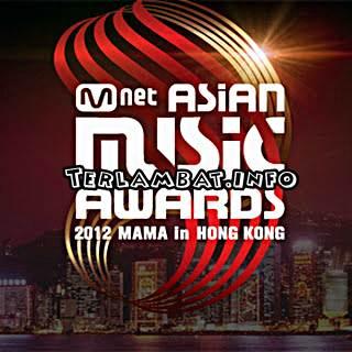 Mama 2012 - Penghargaan Musik Asia
