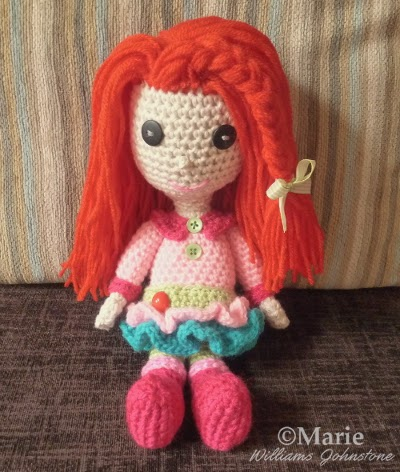 Crochet an amigurumi doll -free patterns