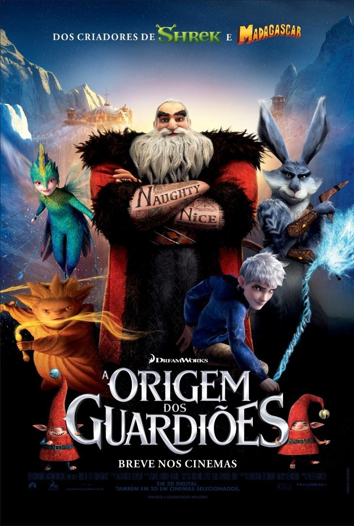 A Origem dos Guardiões Download