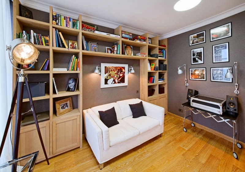 8 Flawless Interior Design Ideas for Small Flats tru3b0rn5c0rpii0
