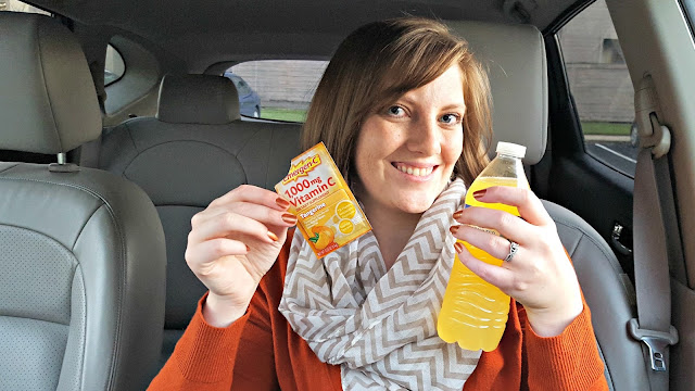 Emergen-C Drink Mix #BeHealthyForEveryPartOfLife