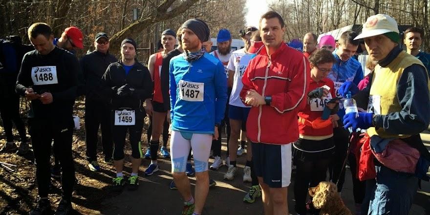 XI Метрогородокский марафон - 18 апреля 2015 - фото 2 - камера Московской Серии Марафонов