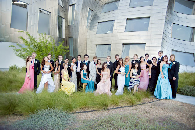 Senior Prom: Las Vegas Bonanza High School