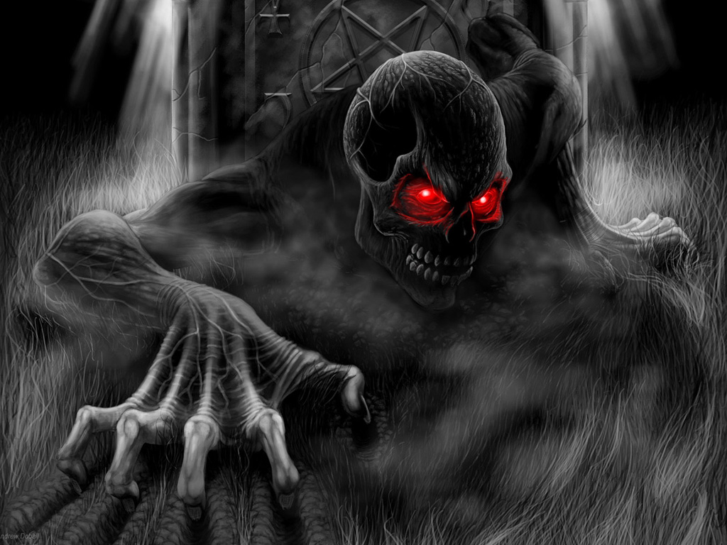 3d horror