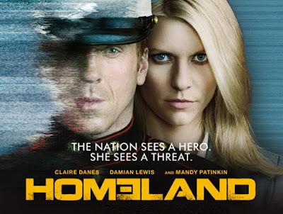 La serie de televisión Homeland
