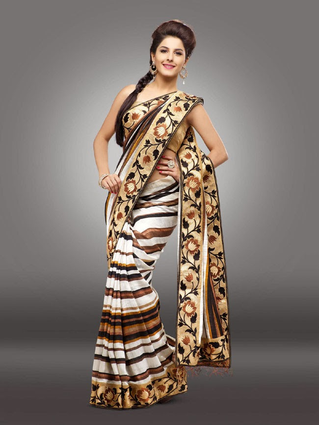 Latest Saree Fashion: Isha Talwar Gorgeous Photos in Saree