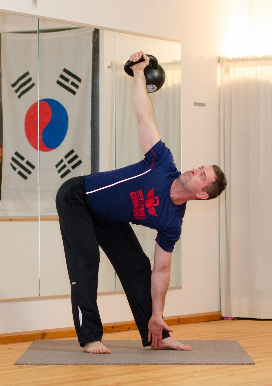 Kettlebell Training und mehr