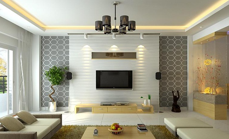 Modern Living Room 2012 interior design-unlimited imagination