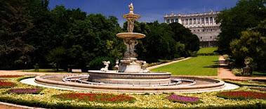 Visita Guiada: Los jardines de palacio y el Campo del Moro.