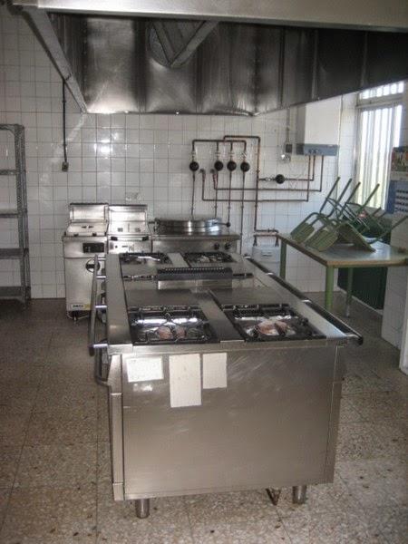 Cocina del C.P. María Diaz