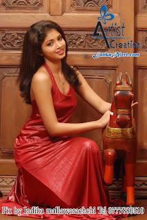 Hashini Gonagala sl model
