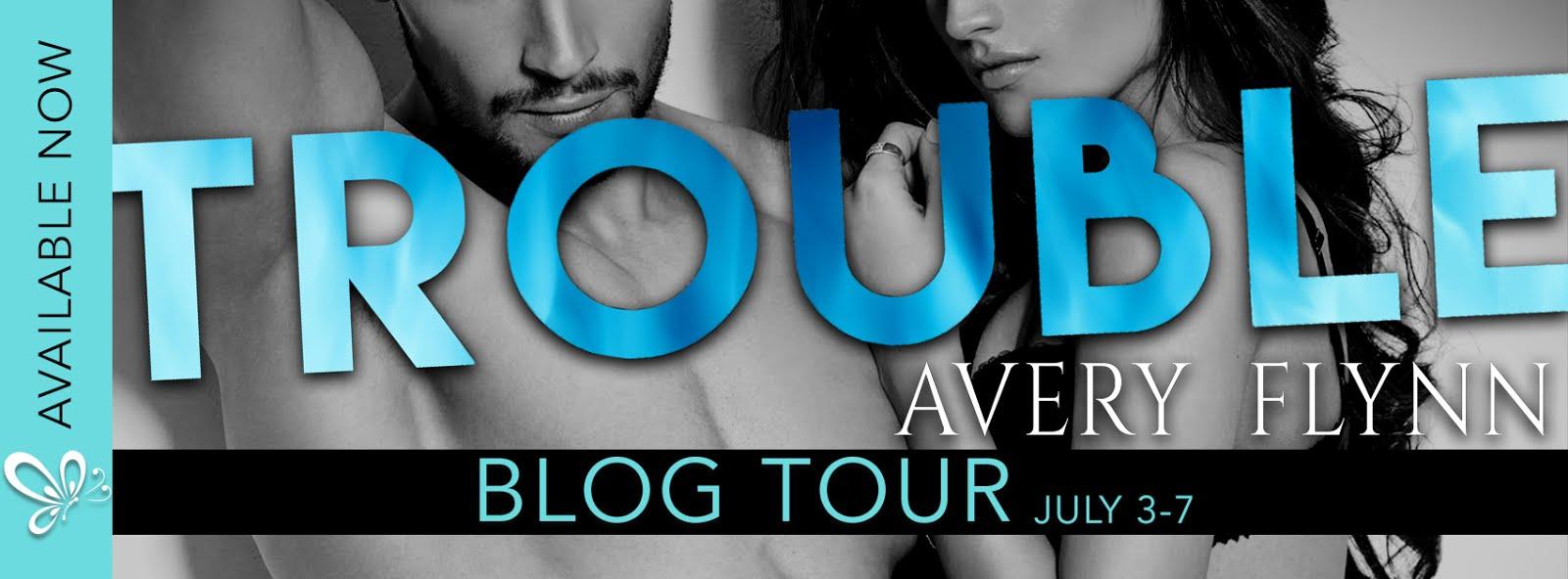 Trouble Blog Tour