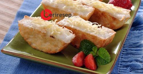 Resep Kue Pancong Susu Keju