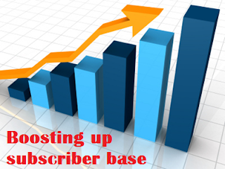 blog subscribers