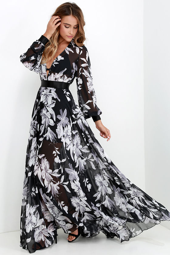 Long Dresses for New Year's