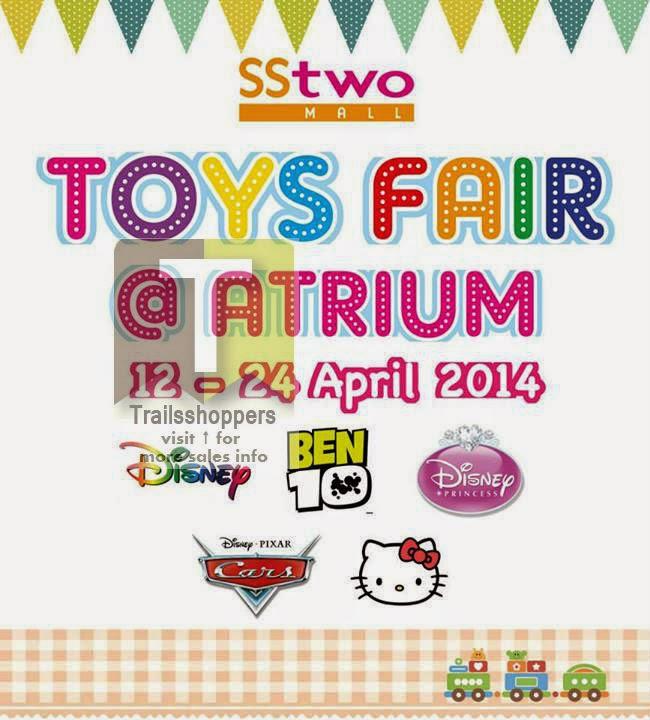 toys fair sale sstwo mall petaling jaya selangor