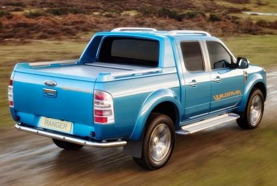 Ford Ranger Wildtrak Fuel Consumption