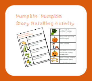 pumpkin unit, sequencing