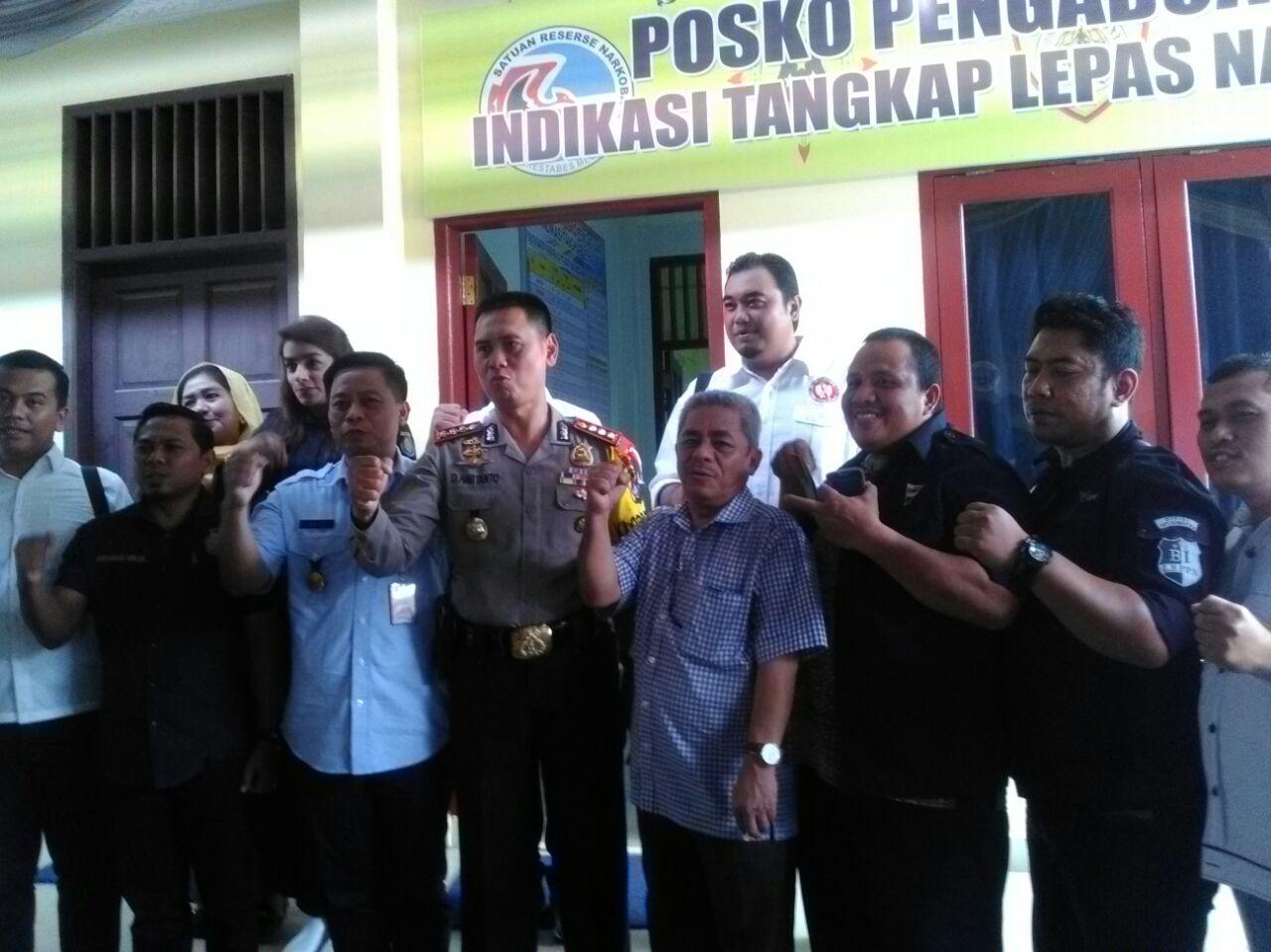 Kapolrestabes Medan Buka Posko Pengaduan Indikasi Tangkap Lepas Kasus Narkoba