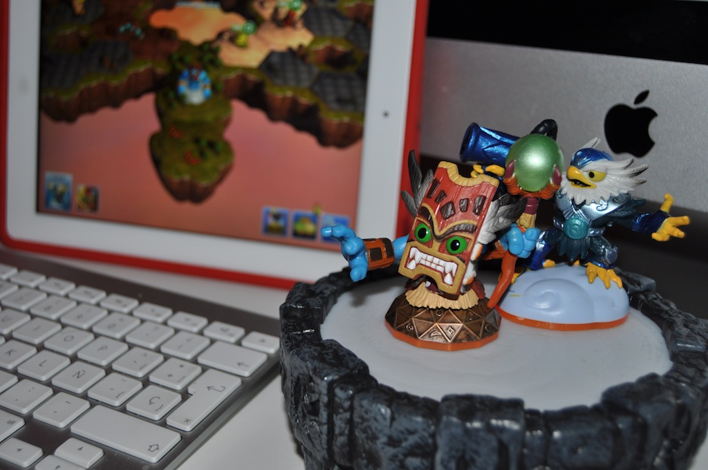 Skylanders Battlegrounds, análisis