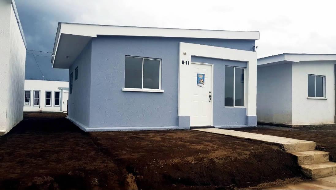 Casas Financiadas en Managua