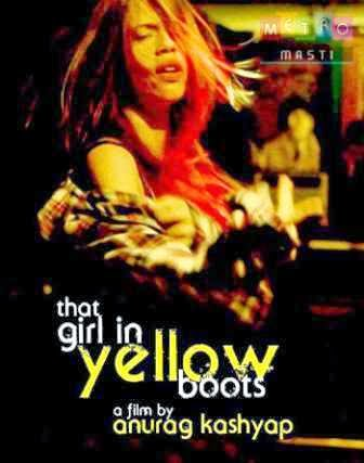 That Girl in Yellow Boots (2011) Hindi movie